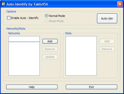 Auto Identify step 1