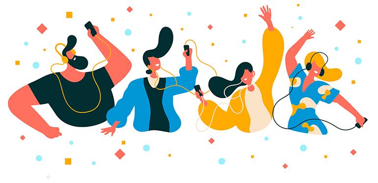Πώς να ρυθμίσεις το Music Player, ώστε να ακούς από το TreloScript τα τραγούδια που θέλεις και να φαίνεται τι ακούς
