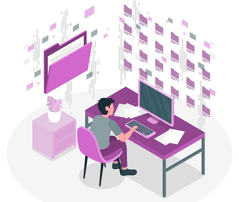 Πώς να ρυθμίσεις το File Server, ώστε να μπορείς να μοιράζεις αρχεία από το TreloScript